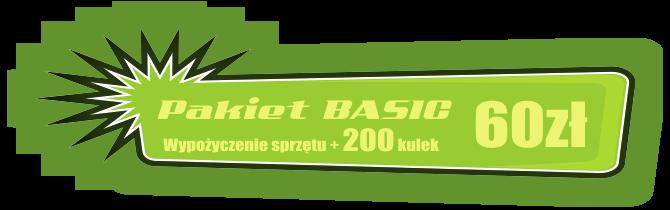 Paintball Najtaniej Warszawa - Paintball warszawa ceny: basic 60.